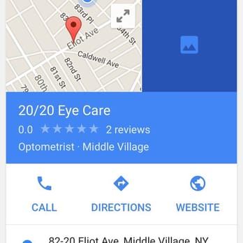 539d614ac06 20 20 Eye Care - 12 Reviews - Eyewear   Opticians - 82-20 Eliot Ave ...