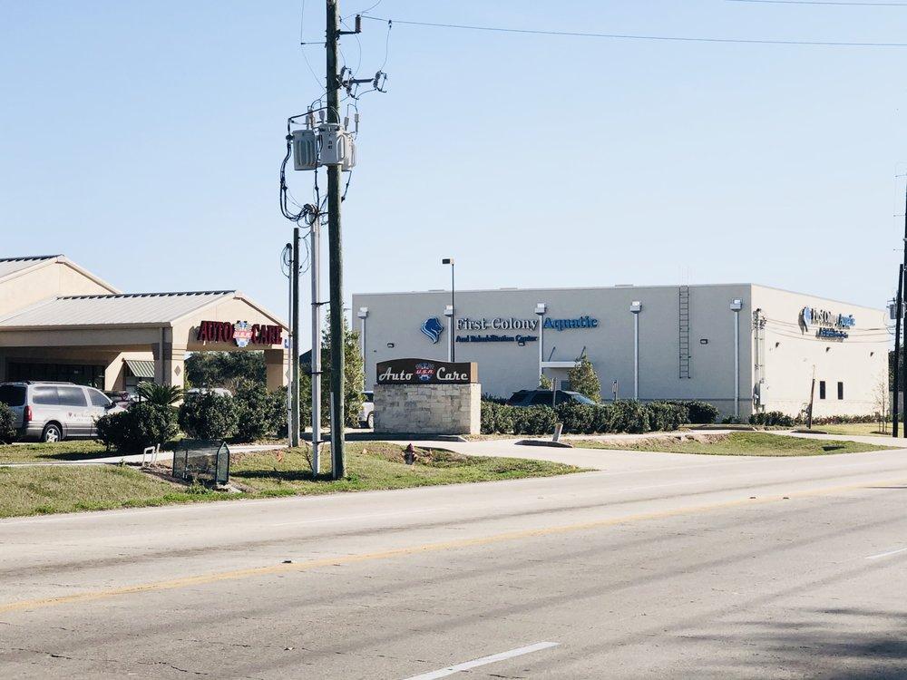 First Colony Aquatic and Rehabilitation Center: 5765 Reading Rd, Rosenberg, TX