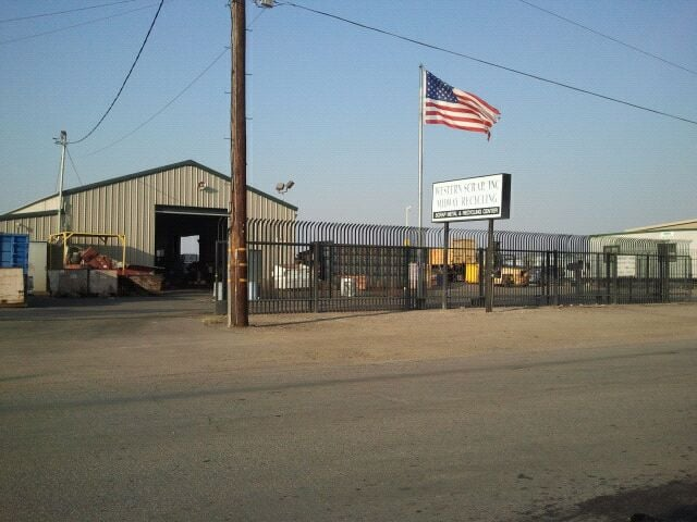 Western Scrap - Recycling Center - 7200 Downing Ave, Bakersfield, CA ...