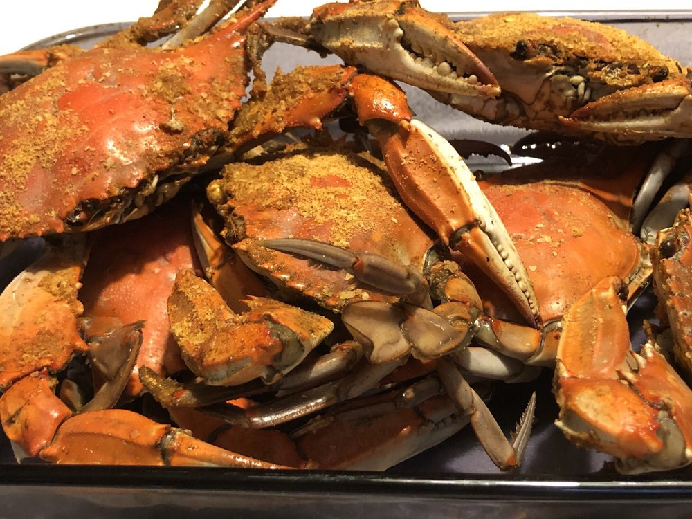 Just In Time Seafood: 702 Warm Springs Ave, Martinsburg, WV