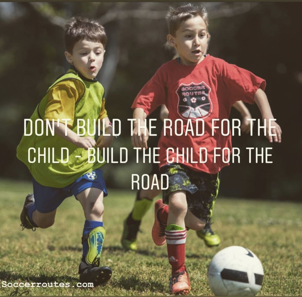 Soccer Routes