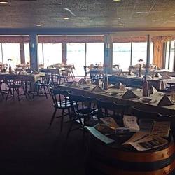 Photo Of Waterfront Restaurant Hammondsport Ny United States Formal Dining Room Inside