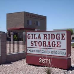 Photo Of Gila Ridge Storage Yuma Az United States