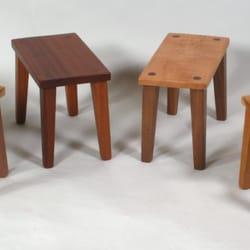 Photo Of Greg Aanes Furniture   Bellingham, WA, United States. Footstools