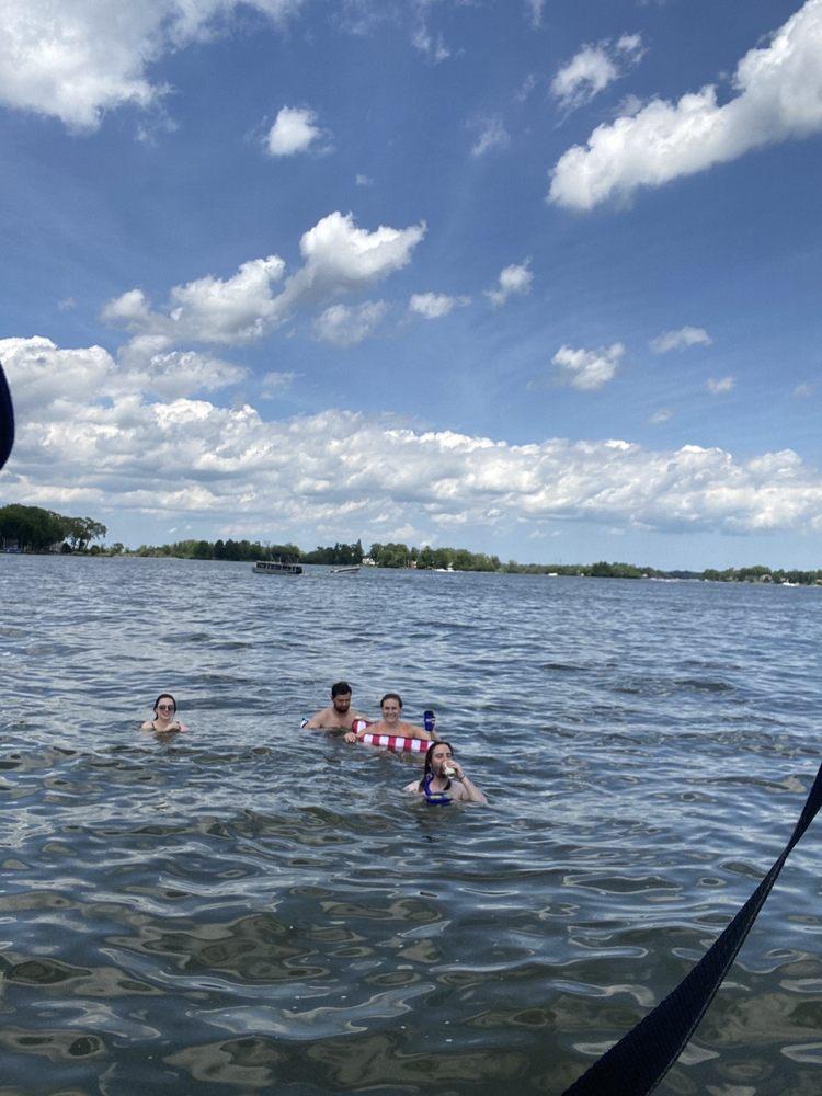 Spring Lake Marina: 25125 Grass Lake Rd, Antioch, IL