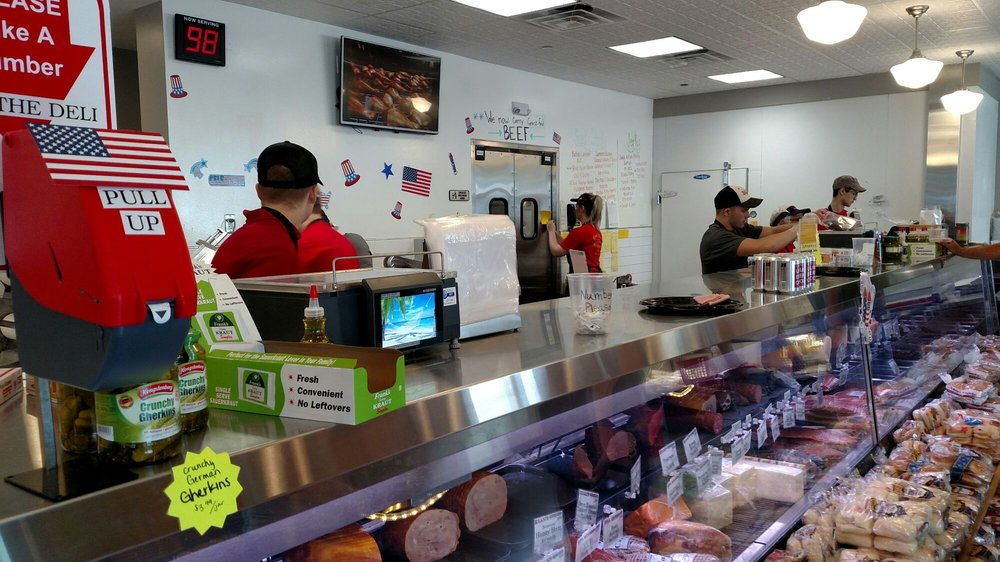 Ream's Meat Market: 250 S Main St, Elburn, IL