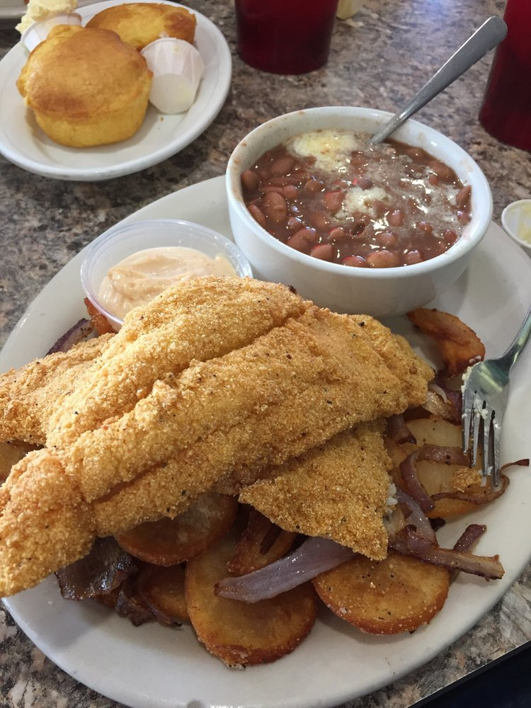 Buttered Bunns Cafe: 2123 N Main St, Miami, OK
