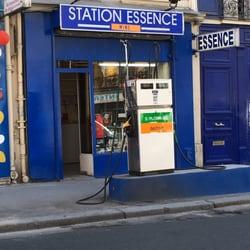 station essence wins gas stations 142 rue la fayette gare du nord la chapelle paris. Black Bedroom Furniture Sets. Home Design Ideas