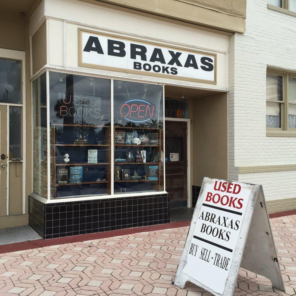 Abraxas Books - 10 Photos & 13 Reviews - Used Bookstore - 256 S Beach St,  Daytona Beach, FL - Phone Number - Yelp