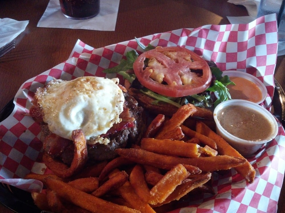 photo of basement burger bar canton mi united states
