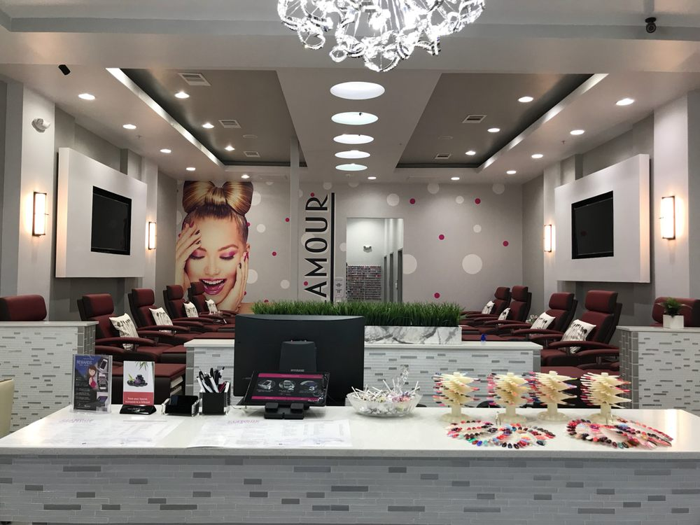 Glamour Nails & Lashes: 110 Smirl Dr, Heath, TX