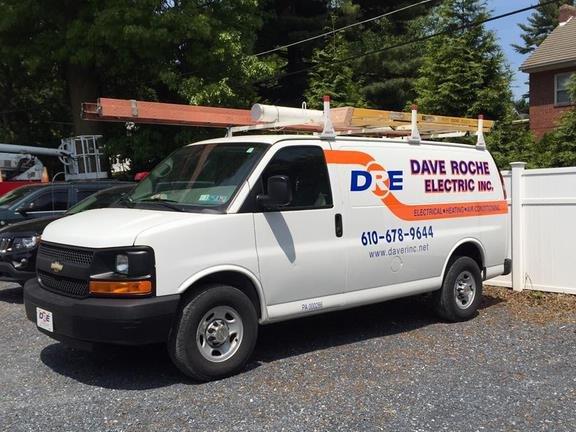 Dave Roche Electric: 1809 Penn Ave, Reading, PA