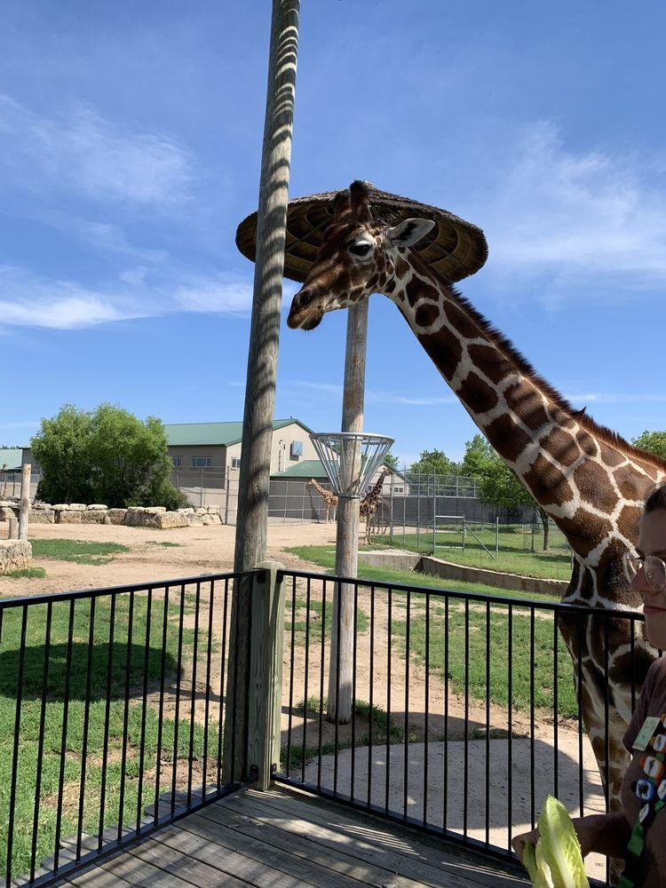 Tanganyika Wildlife Park: 1000 S Hawkins Ln, Goddard, KS