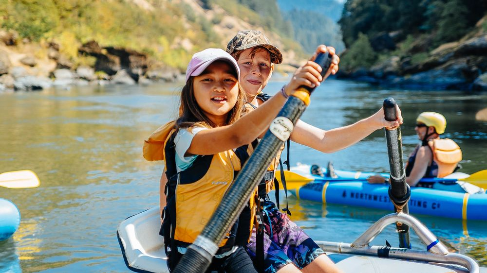 Northwest Rafting Company: 104 3rd St, Hood River, OR