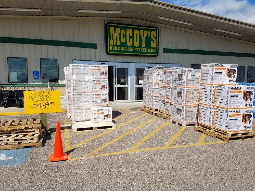 McCoy's Building Supply: 2118 W Wheeler Ave, Aransas Pass, TX
