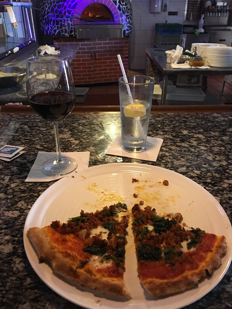 Nonno Alby's Brick Oven Pizza: 701 Penn Ave, West Reading, PA