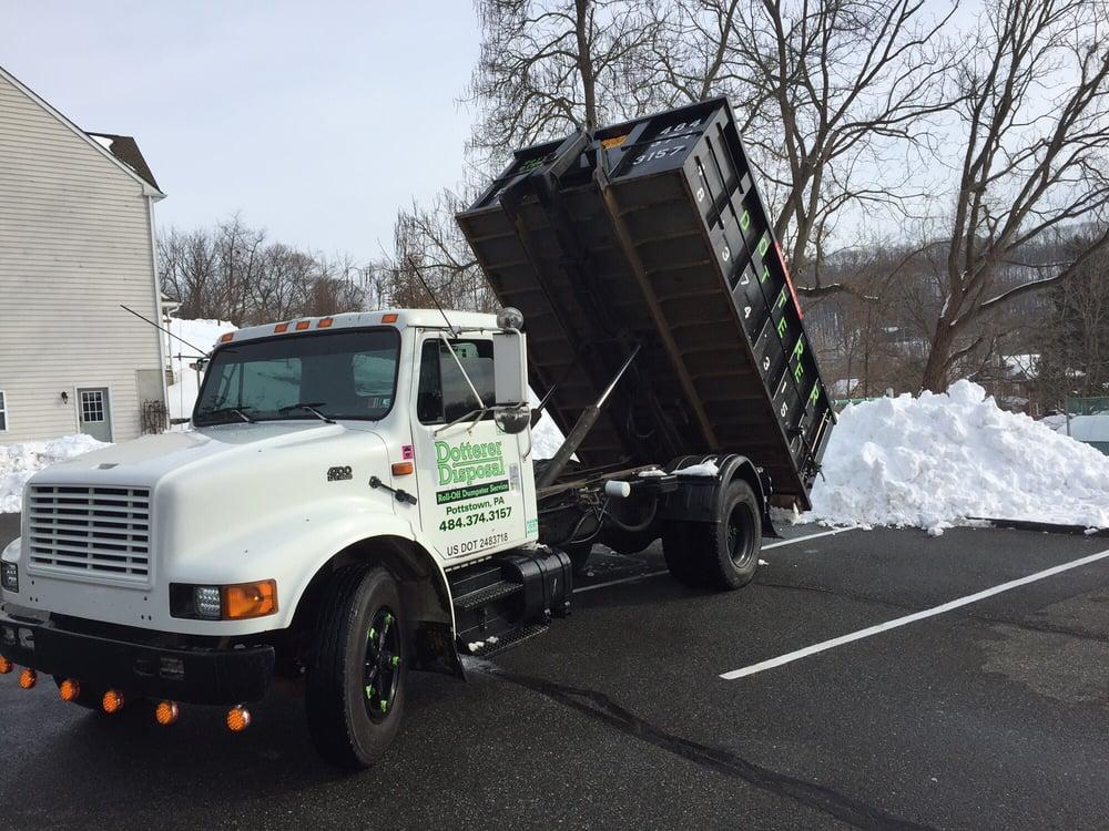Dotterer Disposal: Monocacy Creek Rd, Birdsboro, PA