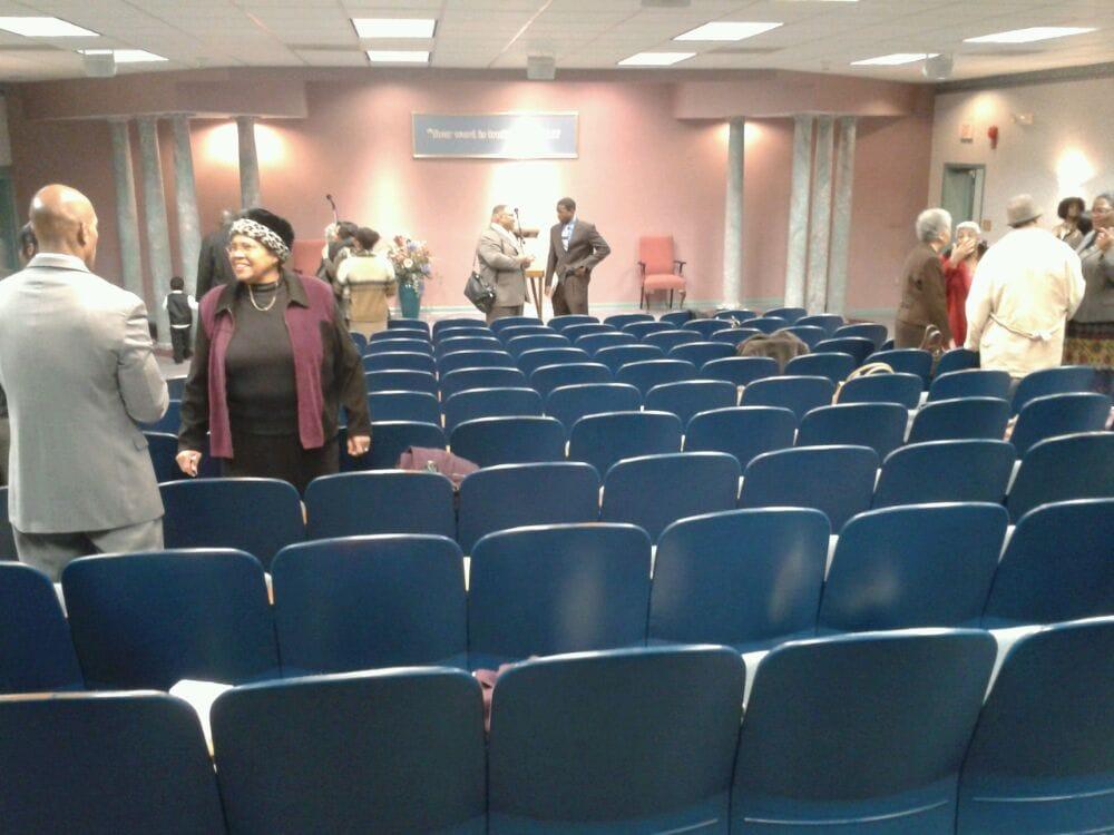 Kingdom Hall Jehovah's Witnesses: 2430 Ainger Pl SE, Washington, DC, DC