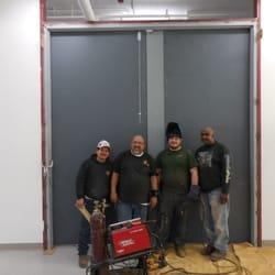 Photo of New Jersey Door Works - Hillside NJ United States. Set of & New Jersey Door Works - 13 Photos - Garage Door Services - 689 ...
