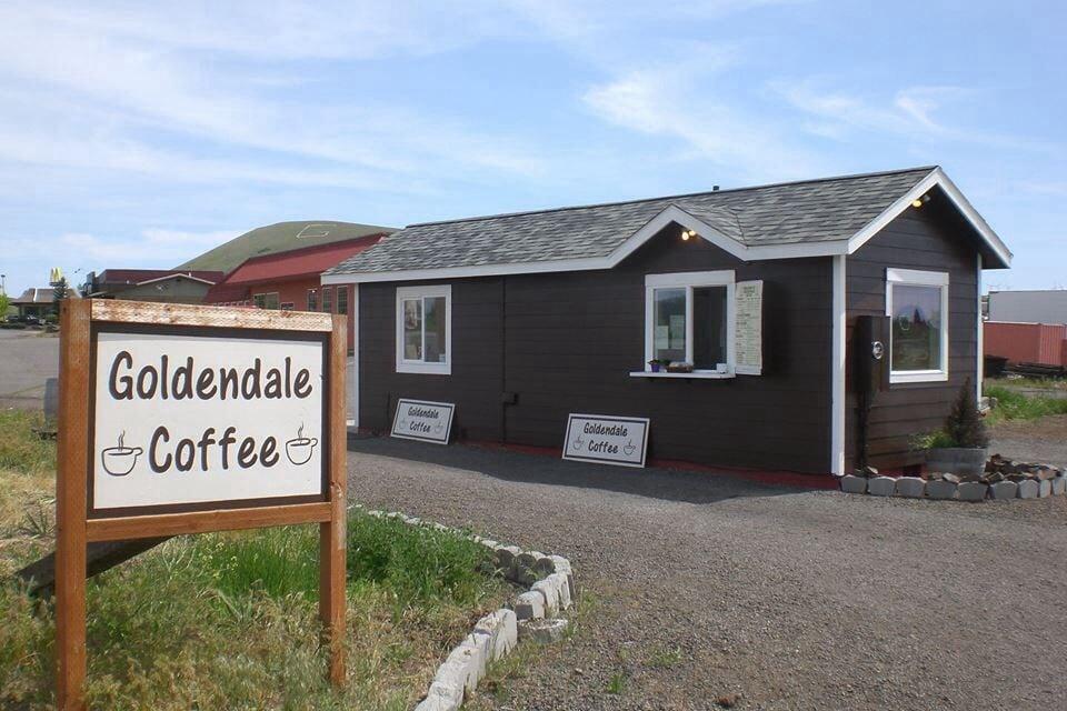 Goldendale Coffee: 714 E Simcoe, Goldendale, WA