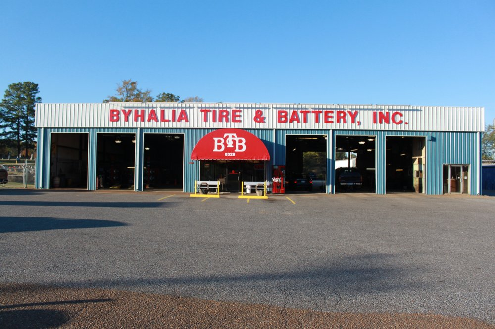 Byhalia Tire & Battery Inc: 8328 Highway 178 W, Byhalia, MS
