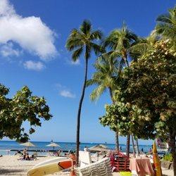 Photo Of The Beach Bar Honolulu Hi United States Waikiki