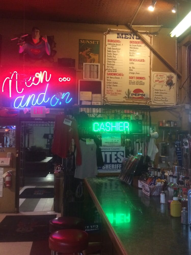 Oldest pool hall in arizona get the potato tacos and hot dog photo of lutes casino yuma az united states oldest pool hall in sciox Image collections