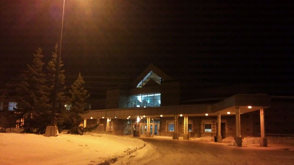 Physical Fitness Center: Bldg 3709 Meridan Rd, Fairbanks, AK