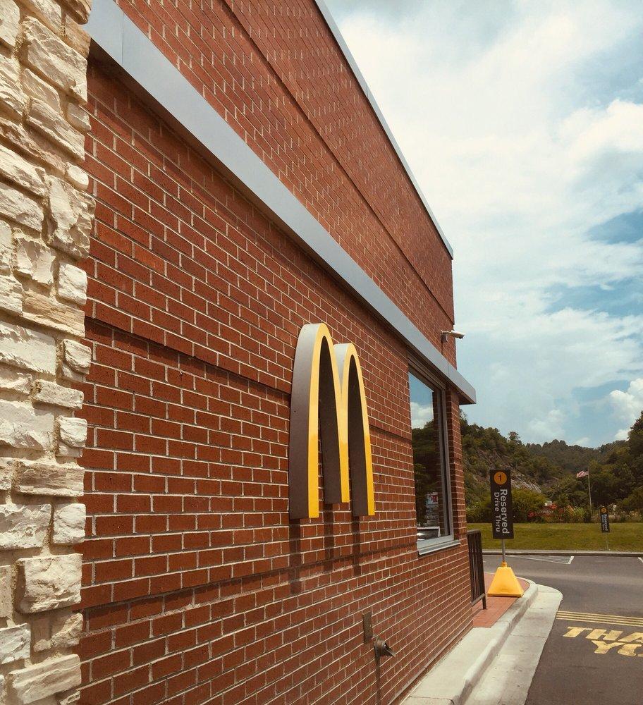 McDonald's: 16393 Bush Pl, St. Paul, VA