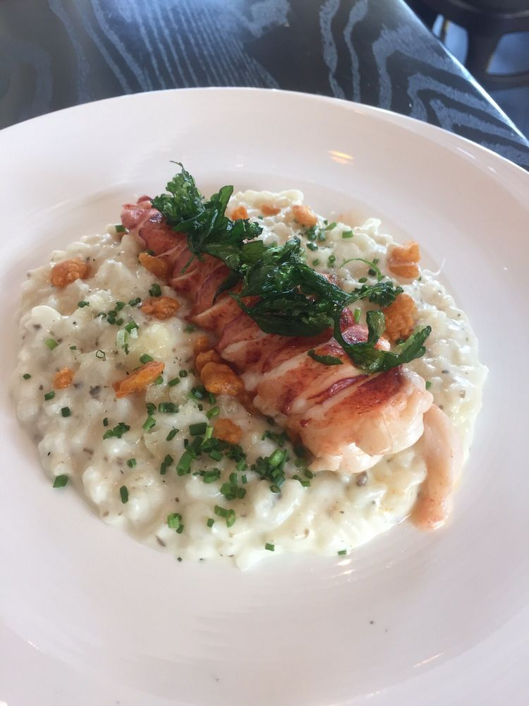 Lobster Risotto Yelp
