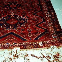 تاریخ فرش عیب های فرش دستباف