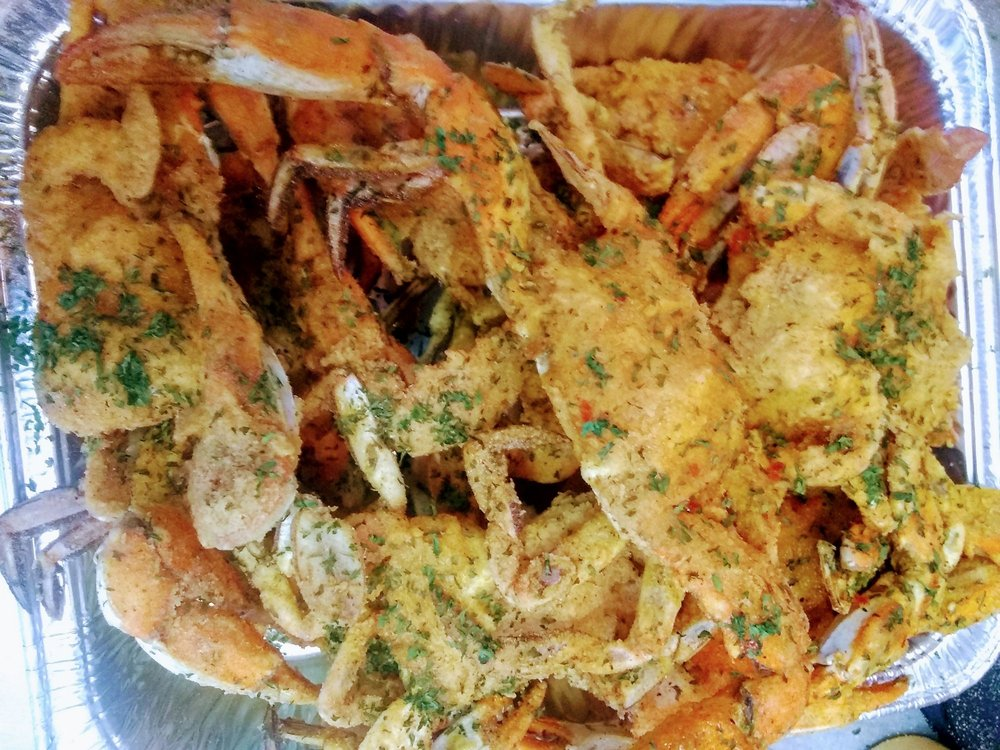 T & D Mobile Flava Seafood: 3431 Main Hwy, Bamberg, SC