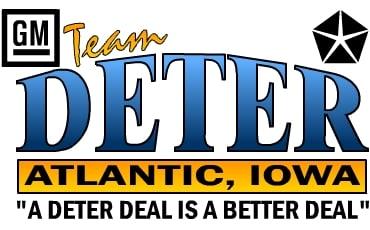 Deter Motor: 100 E 2nd St, Atlantic, IA