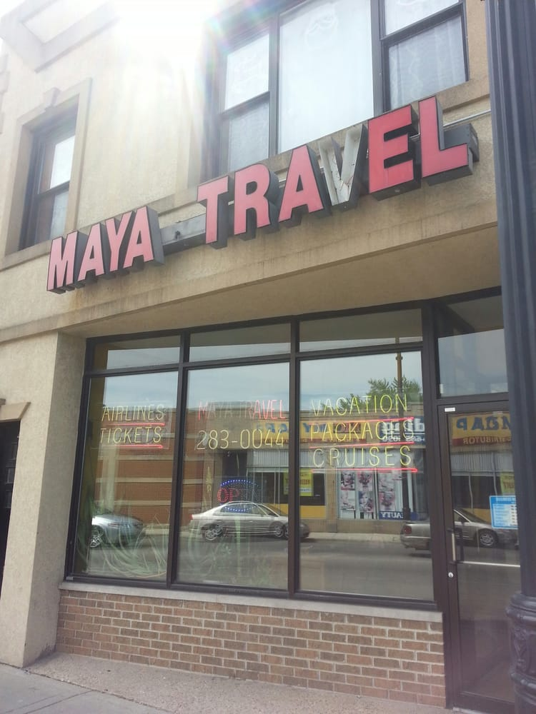 Maya Travel: 4151 W Lawrence Ave, Chicago, IL