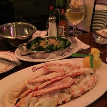 Shaw Crab House Chicago Restaurant Week