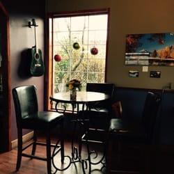 Photo Of Mugs Coffee Bingen Wa United States Them High Chairs Are