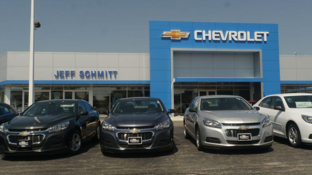 Photos for Jeff Schmitt Chevrolet South - Yelp