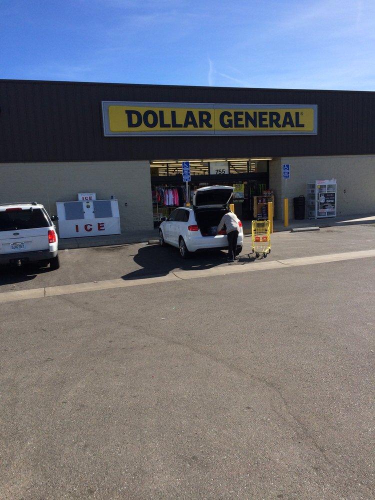 Dollar General: 460 Antelope Blvd, Red Bluff, CA