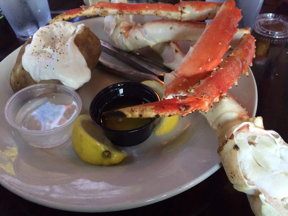 Wednesday 39 S All You Can Eat King Crab Legs Brought My Own Dipping Sauce