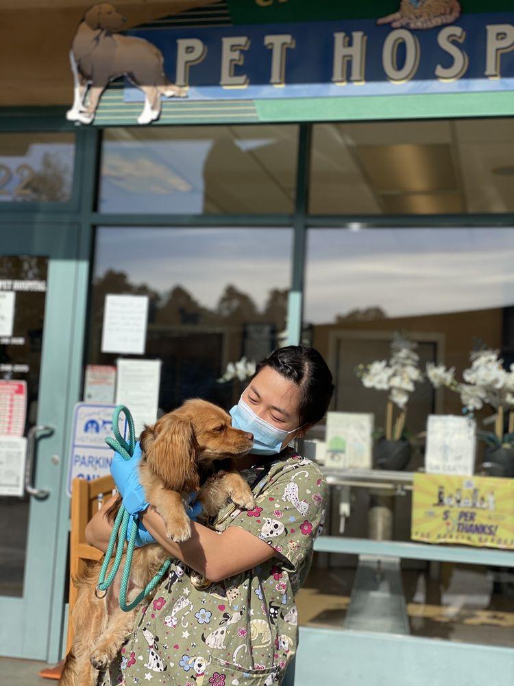 Crystal Springs Pet Hospital: 122 De Anza Blvd, San Mateo, CA