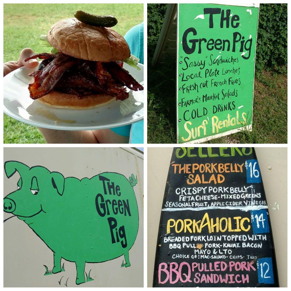 The Green Pig: Kealia, HI