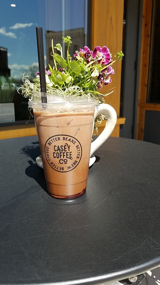 Casey Coffee Company: 6 W Main St, Casey, IL