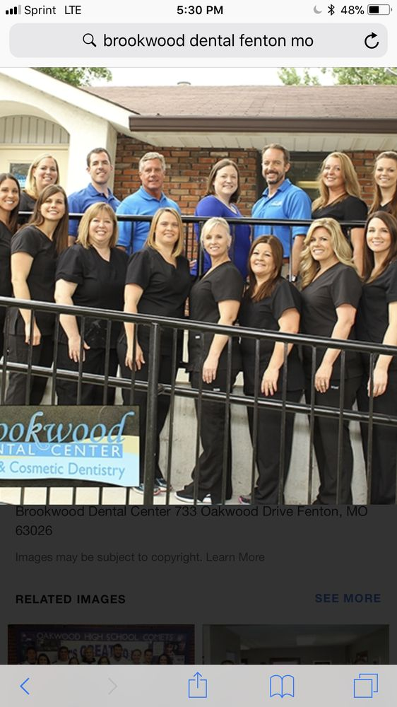 Brookwood Dental Center: 733 Oakwood Dr, Fenton, MO