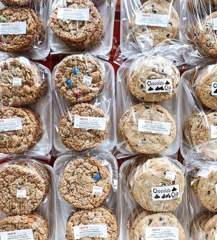 Ida's Pastry Shoppe: 7645 Riverview Dr, Jenison, MI
