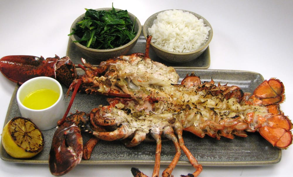 grilled lobster yelp. Black Bedroom Furniture Sets. Home Design Ideas