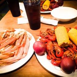 Photo Of Treasure Island Buffet Kenner La United States Boiled Crawfish