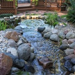 Photo Of Omaha Landscaping Company Ne United States Mayberry Water Feature