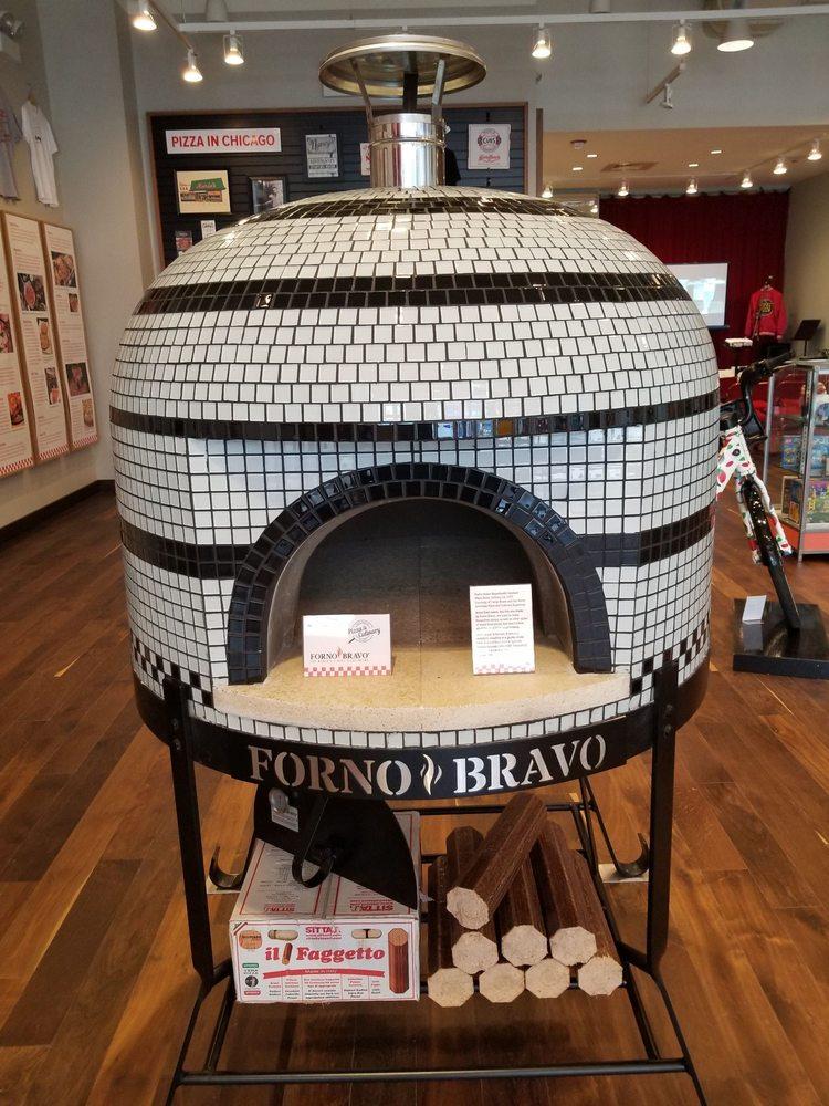 U.S. Pizza Museum: 1146 S Delano Ct W, Chicago, IL