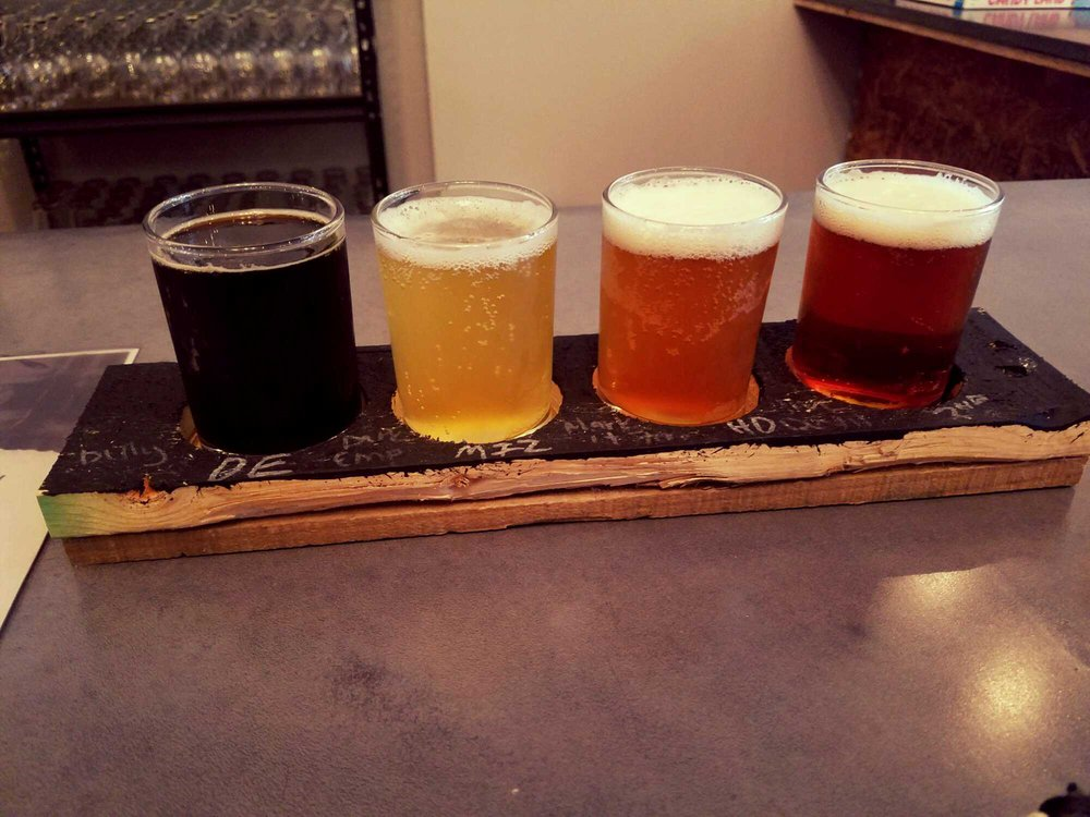 Magic City Brewing: 161 2nd St NW, Barberton, OH