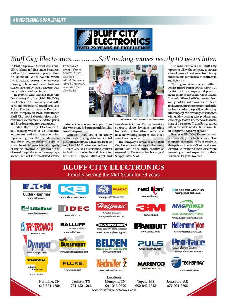 Bluff City Electronics